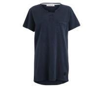 T-Shirt 'Marno' blau