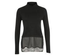 Pullover 'Kenan' schwarz