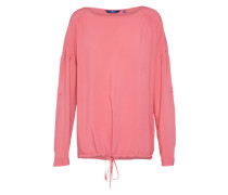 Casual Bluse rosa