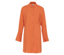 Long-Bluse 'Della' orange