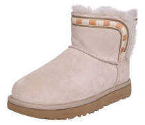 Snowboot 'Rosamaria Embroidery' puder