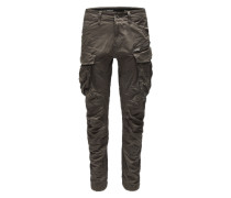 Cargohose 'Rovic 3D Tapered' grau