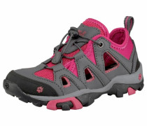 Mountain Attack Air Outdoorschuh grau / pink