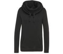 Sweatshirt 'cayenne' schwarz