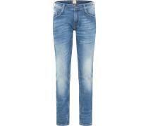 Jeans ' Oregon Tapered ' hellblau