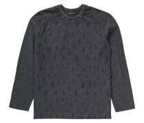 'Shirt' für Jungen graumeliert