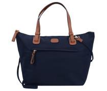 X-Bag Handtasche 24 cm blau