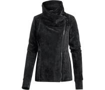 Pullover 'funnel' schwarz