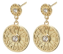 Earrings 'Fia' gold