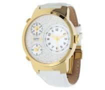 Armbanduhr Polydora Multi Dial El101292F06 weiß