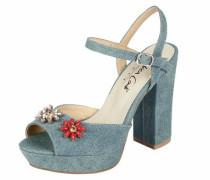 Sandalette im Denim-Look blue denim