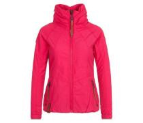 Female Jacket 'Klatschen Und So' pink
