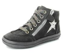 Sneaker Ilva Leder grau