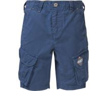 Shorts für Jungen UV-Schutz 30+ blau
