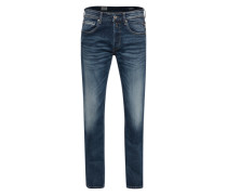 Jeans 'grover' blue denim