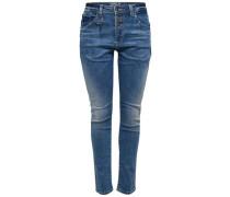 Anti Fit Jeans Liberty blau / blue denim
