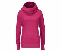 Fleecepullover pink