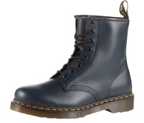 Derber Schnürstiefel 'Eye Boot Smooth' blau