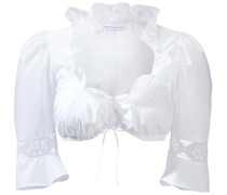 Bluse B-7071 weiß