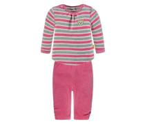 2tlg. Nicky-Schlafanzug Mädchen Baby pink