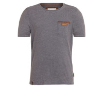 T-Shirt 'Suppenkasper IV' blau