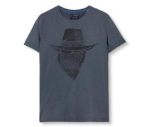 Shirt 'cn sl aw ss' grau