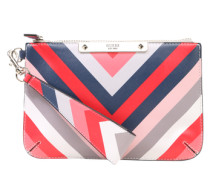 Clutch 'britta Mini' dunkelpink