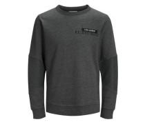 Sweatshirt Print grau