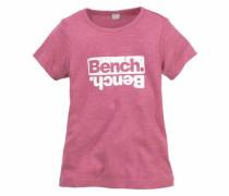 T-Shirt pinkmeliert