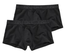 Boxer (2 Stück) schwarz