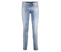 Stretchige Denim 'Maia Supershape' blau