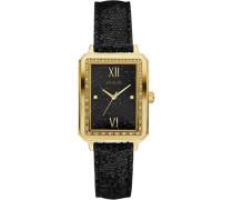 Quarzuhr 'W0841L1' gold / schwarz