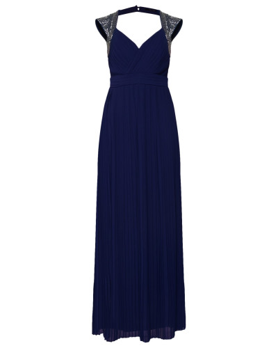 Abendkleid 'verlinda Maxi' navy