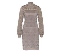 Spitzen-Kleid 'Priscilla' grau