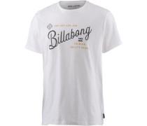 Wilcox T-Shirt Herren weiß