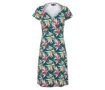 Kleid 'Tulda' grün / mischfarben