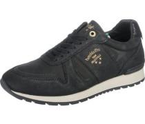 Teramo Stelle Donne Low Sneakers schwarz