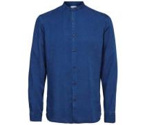 Regular fit - Hemd blau