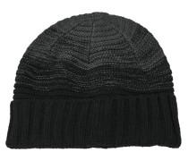 Mütze dunkelgrau / schwarz