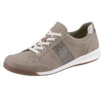 Sneaker »Rom« taupe / naturweiß