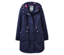 Jacke Rainaplain navy