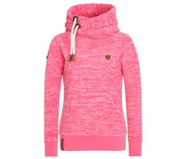 Female Hoody Glitzermuschi IV pink