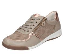Sneaker 'rom' champagner / rosegold