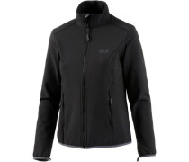 Softshelljacke 'element Track schwarz