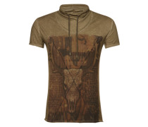 Shirt 'MT Grove tube' khaki