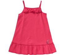 Kinder Jerseykleid rot
