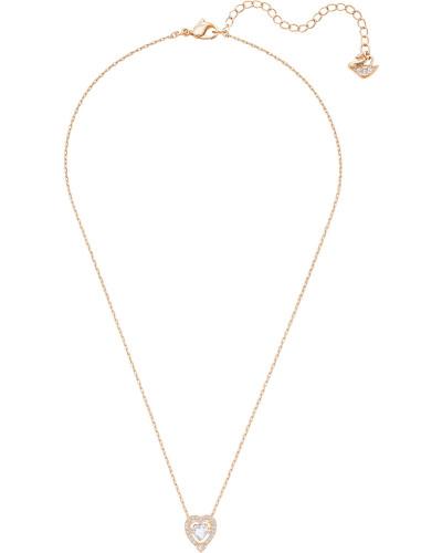Kette 'Sparkling' gold / silber
