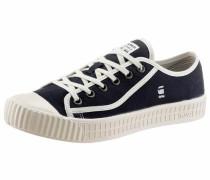 Sneaker creme / navy