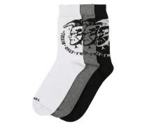 Socken 'skm-Ray' 3er-Pack