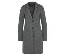 Strukturierter Mantel 'onlNEW Ella Wool Coat CC Otw' graumeliert